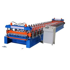 Single sink sheets/zinc sheet metal roof tile roll forming making machine for south africa