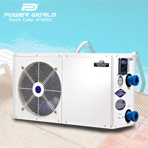 Outstanding Performance air source swimming pool heater jacuzzi outdoor spa r32 small pool heat pump