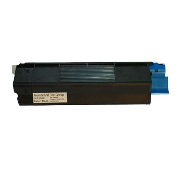 Color Printer Toner Cartridge for OKIdata C3100, 3200, C5100, C5200, C5300, C5400