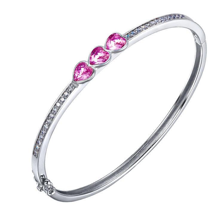 En <span class=keywords><strong>gros</strong></span> Dernière Nouvelle Conception Bijoux 925 Argent femme Bracelets