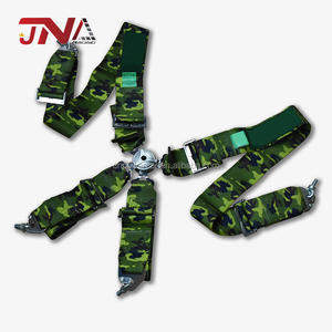 Universal racing seatbelt camouflage safety seat belt