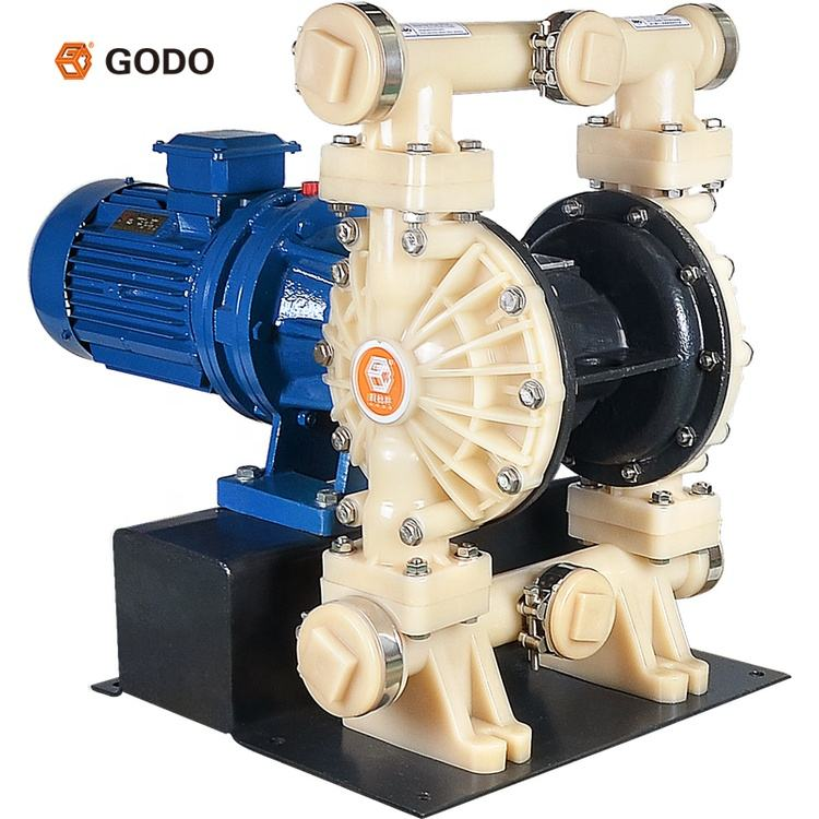 Sewage [ Water Pump ] Water Pump Water Pump GODO DBY3-50F Hydraulic Electric Diaphragm Domestic Water Pump