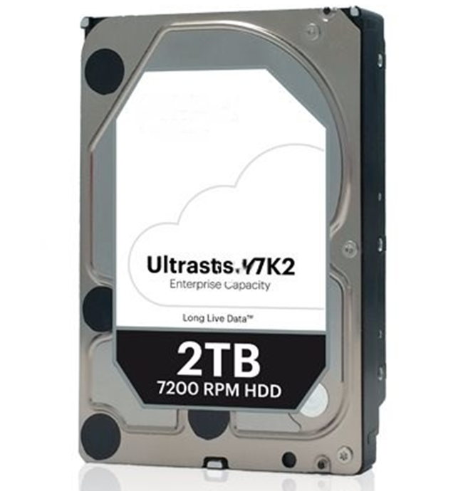 Original New 2TB 3.5'' OEM HUS722T2TALA604 7.2k SATA hard drive for Server Computer