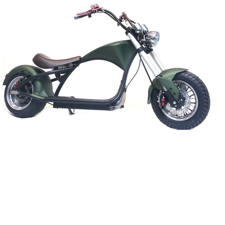 IOT EEC COC CE c Manufacture Max Speed 75KM/H Two Wheels Electric Scooter 3000w EEC Citycoco 2018 For Adult 60V