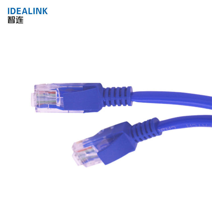 Hoge Kwaliteit Ethernet Kabel 1 M 2 M 3 M 5 M 1 M-50 M Cat6 Patch Kabel utp Patchkabel Rj45 Kabel