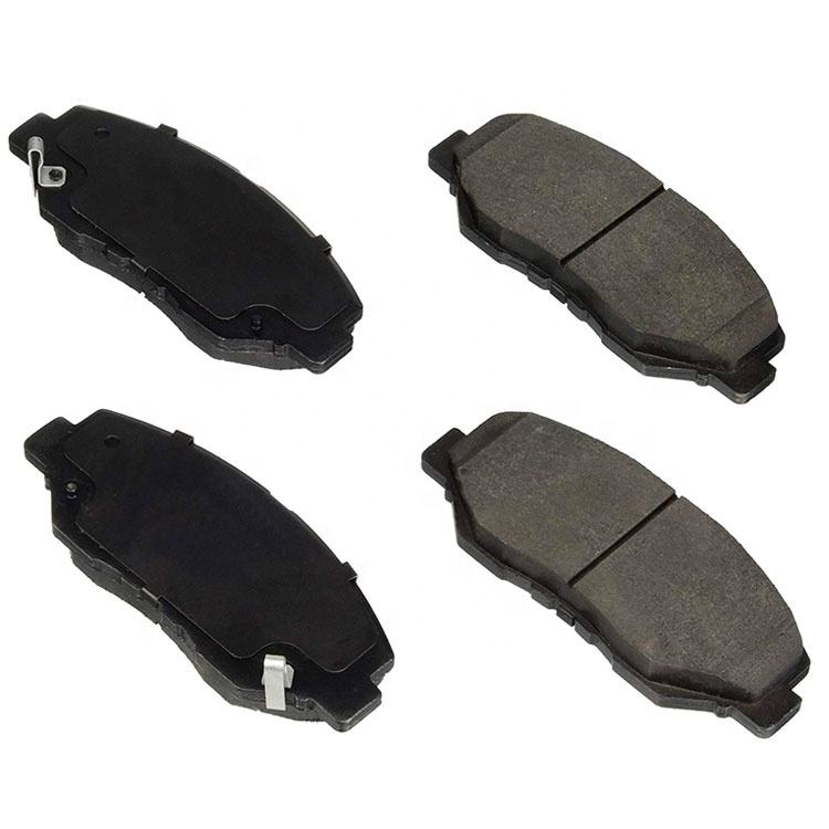 Geen Lawaai Geen <span class=keywords><strong>Asbest</strong></span> D465 Auto Accessoires Auto Brake Pad Voor Honda Crv 1999-2002
