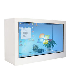 China Fabrikant Lcd Transparante Technologie Transparant Multitouch Scherm