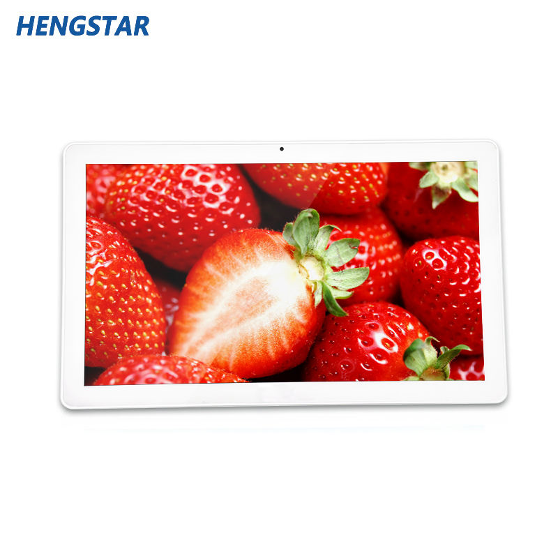 "21.5"" inch FHD 1920x1080 Touch Screen Interactive 2GB RAM WiFI BT4.0 White Android Advertising Player"