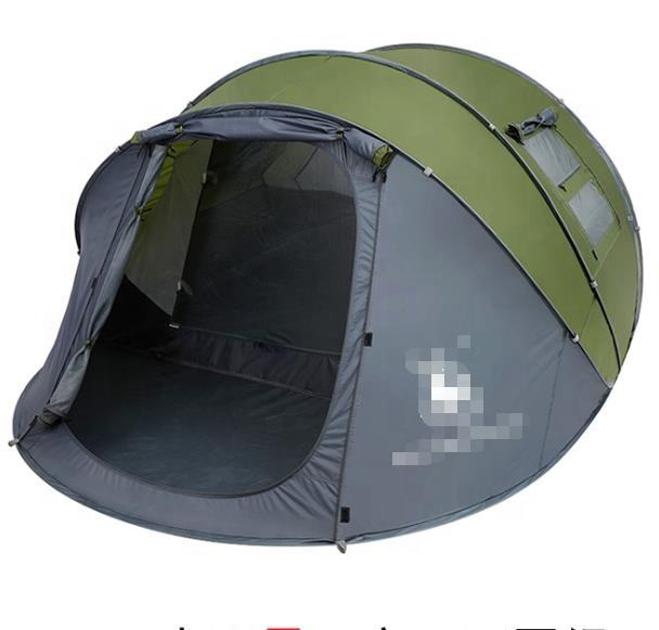 China factory Camping Tent cross-border e-commerce rainproof camping tent ,sale to Europe, Japan and Japan