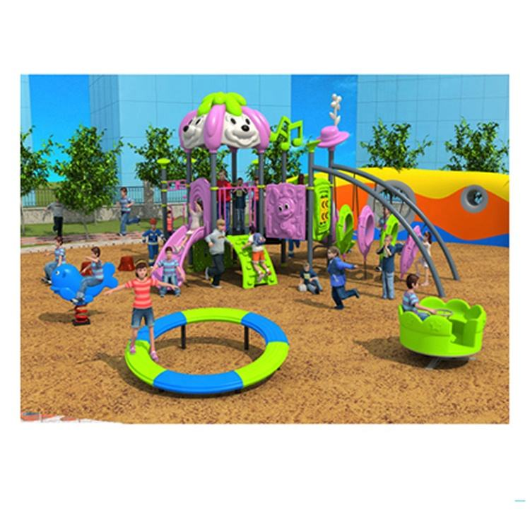 Commerical Factory Price Kids Play Ground Amusement Park Outdoor Playground Equipment