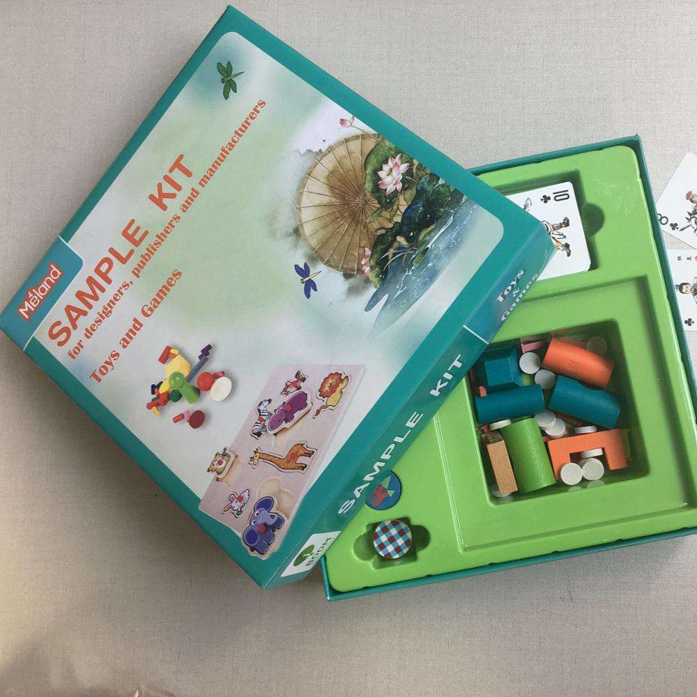 Educational Board game for kids free sample