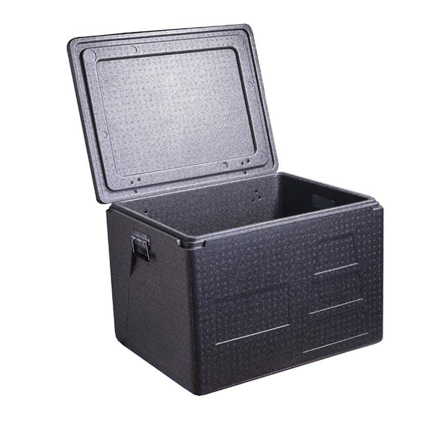 Cooler Foam Box Light Weight Keep Fresh Wholesales Customized Food Storage EPP Foam Cooler Box Delivery