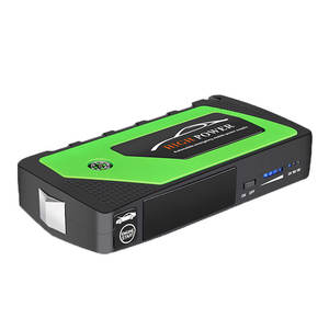 High Power 9000 mAh 600A Power Bank Tragbare 12V Multi Funktion Lithium-Batterie Auto Starthilfe
