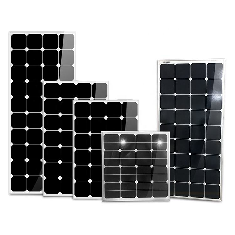 High efficiency 12v 24v 36v 48v 100w 200w 250w 300w 360w etfe flexible solar panel