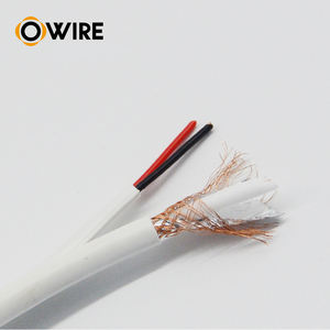 High Transmitting Cctv Cable Coaxial Cable Rg59