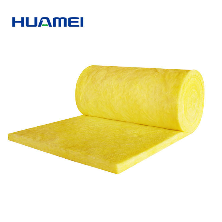 China Factory Fireproofing Glass Wool Sound Insulation Fiber Glass Wool