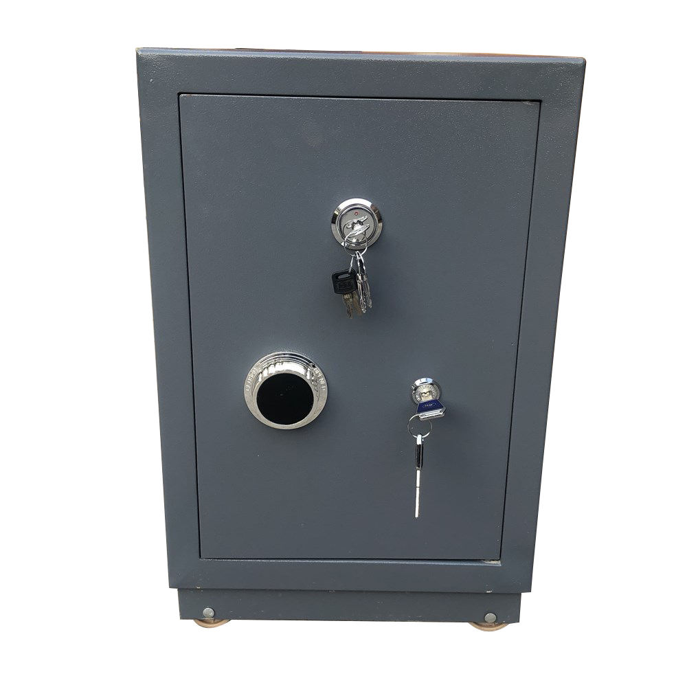 Economic Security Combination Blade Key Lock Fire Resistant Safe