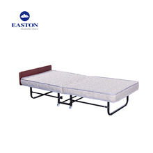 Personalized grey single fold up extra beds for sale