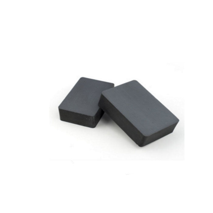 High Quality Ferrite Magnet Block C8 Hard Ceramic Magnet