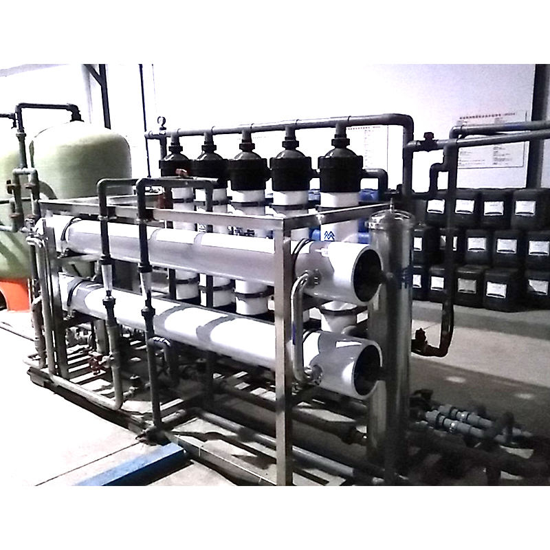 Desalination 99% Top Quality 500lph 1000lph Water Purification RO Reverse Osmosis Water Treatment Machine