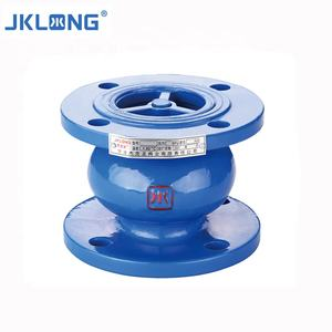 top sale swing check valve no return valve cast iron wafer muffle check iron glove valve