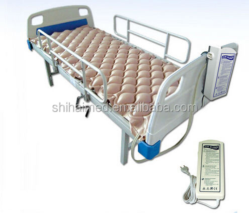 Bubble air mattress with air pump anti-bedsore SH1030