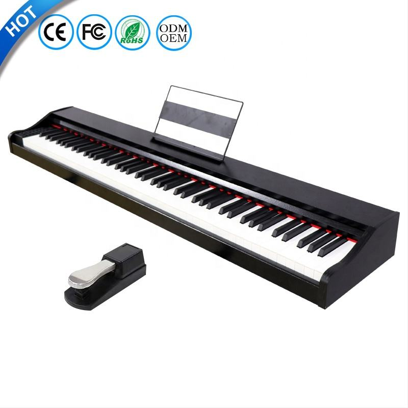portable piano professional keyboard piano music piano digital