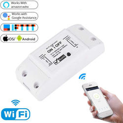 Universal WiFi Smart Switch DIY Wireless Remote Light Automa