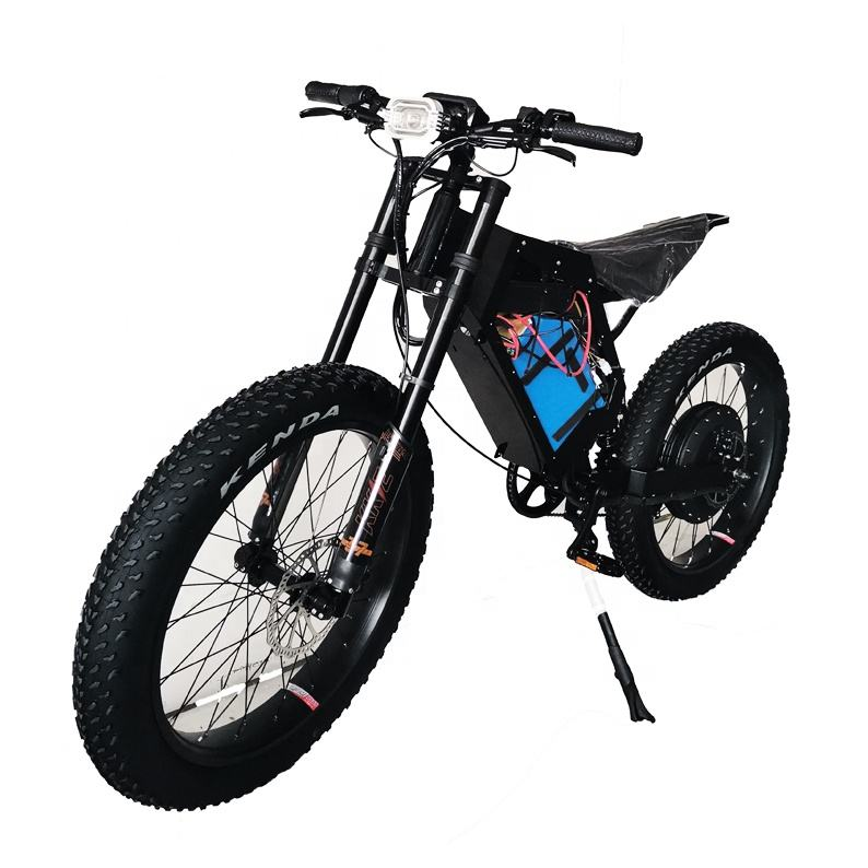 Best販売者Electric Bike 26インチFat Tire Bicycle 48V29AH Lithium Battery Adult 3000W自転車