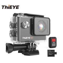ThiEYE Video DVR i60+ 60m Waterproof WiFi APP Control Video Full HD 4K 30FPS Sports Camera Action Camera