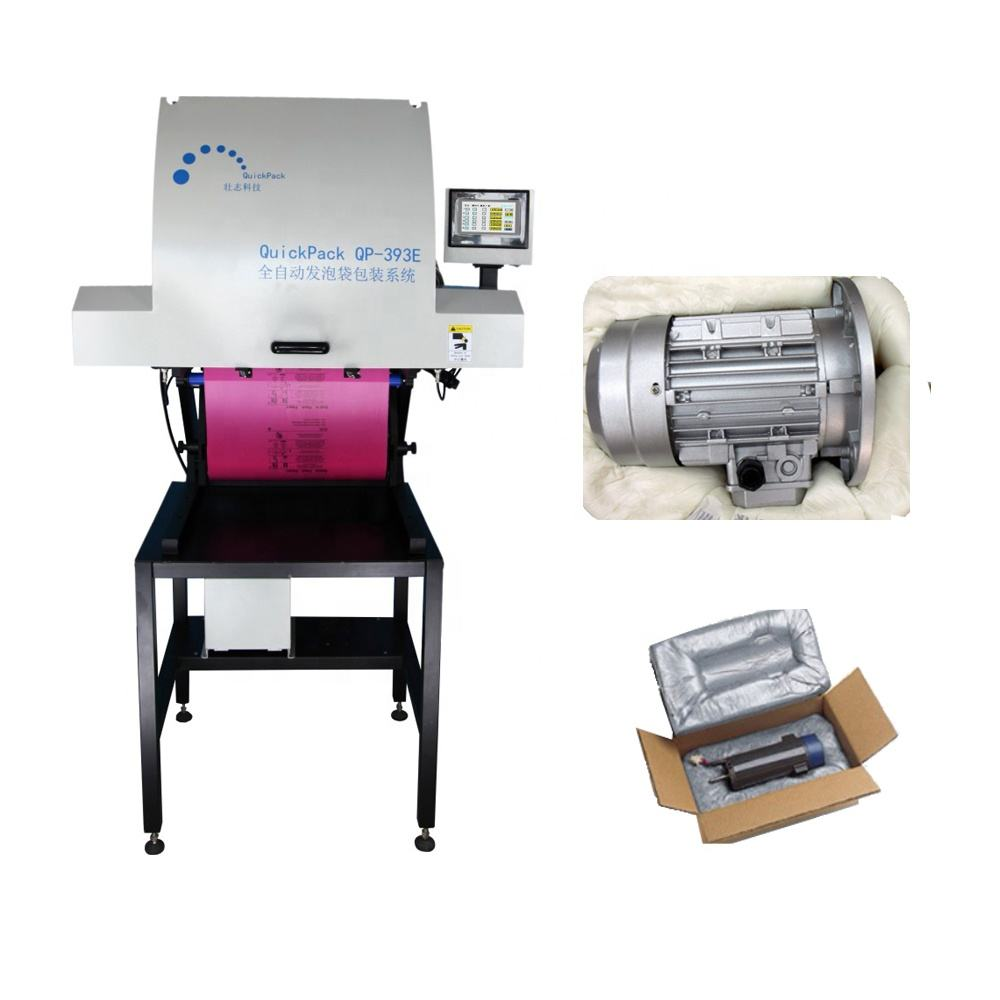 China's Foam Packaging Automation Systems Bag Machine