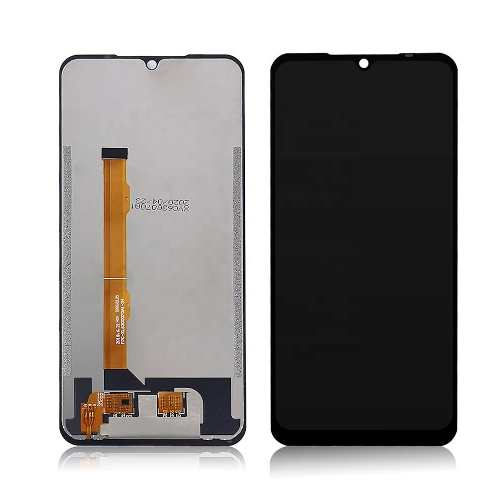 Original Tested lcd for DOOGEE N20 LCD Display Touch Screen Digitizer Assembly LCD+Touch Digitizer for DOOGEE N20 Free Shipping