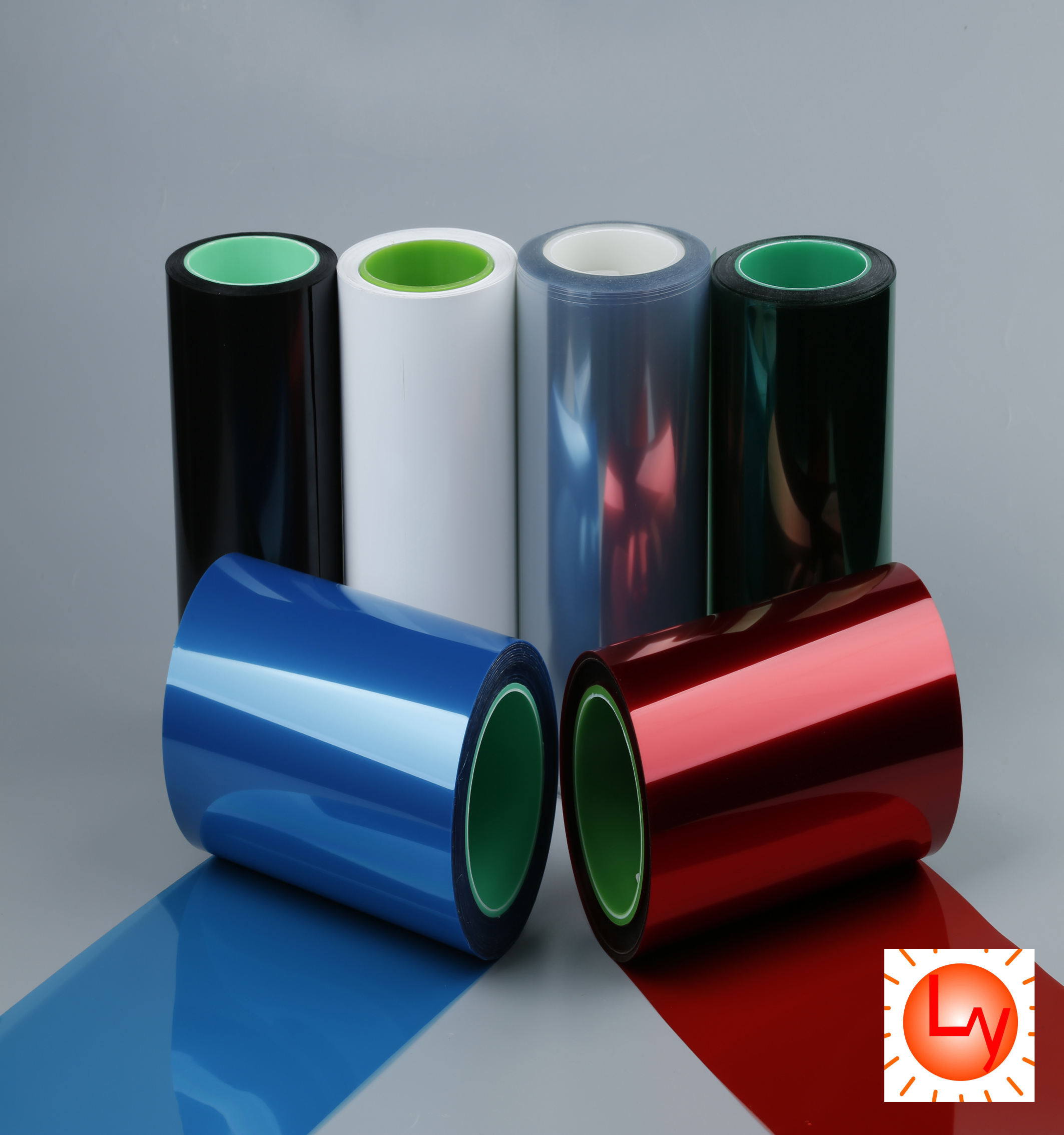 Customized PET silicone release film for electronics