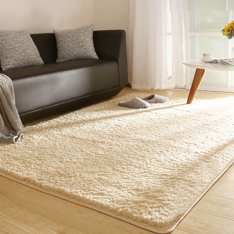 Wholesale Faux Fur Fluffy Carpets For Living Room Alfombras Tapete Para Piso Carpet Rugs