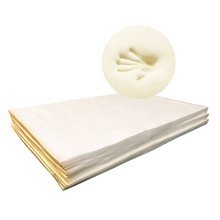 Bulk thin polyurethane mattress memory foam sheet