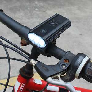 Bicycle Front Light USB Rechargeable LED Bike Waterproof Battery with 800 lumen