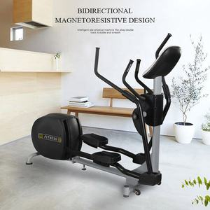 Multifunctional Magnetically Controlled Adjustment Home Use Elliptical Machine