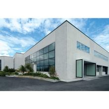 Prefabricated Steel Frame Hall/ Commercial Building/ Storage Warehouse Building