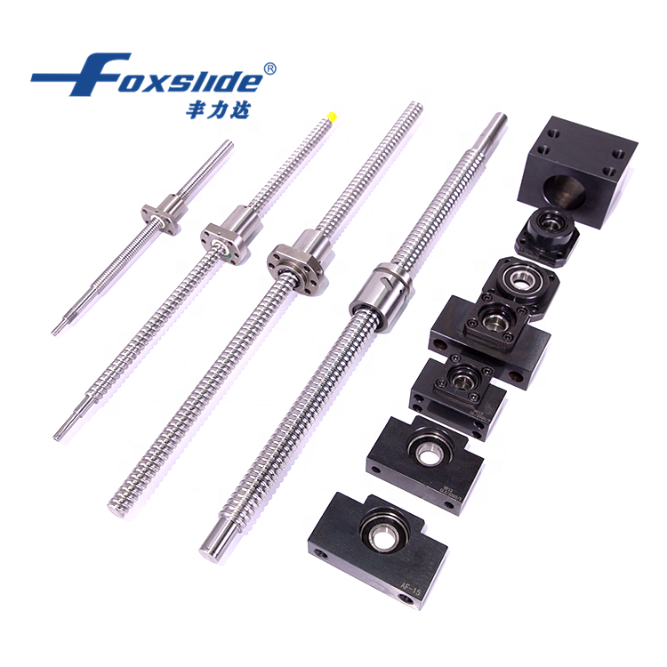 Hot selling hiwin TBI precision 1605 1610 2005 2505 2504 2510 3204 3205 3210 4005 4010 5010 6310 CNC linear guide ball screw