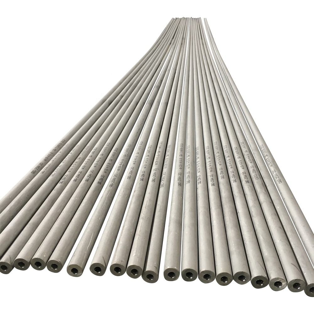 stainless steel hollow bar ASTM A511 mechanical tube mechanical tubing 304/304L 316/316L