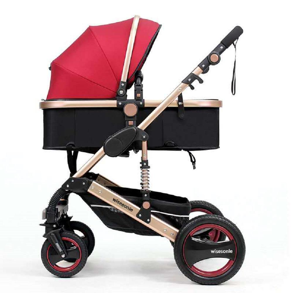 China hot selling baby stroller luxury 2 in 1 EN certificated baby carrier 3 in i baby pram stroller 0~36 months