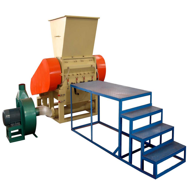 High Efficiency Foam Crushing Machine