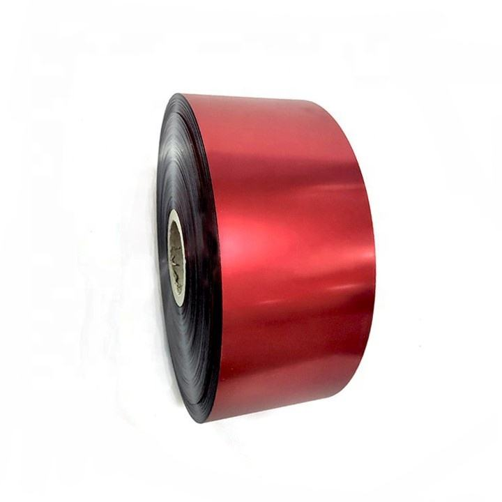 PET Sequin Film Rolls Matte Color for Embroidery