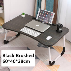 Cheap Laptop Stand Table For Bed Multi-functional High Quality Laptop Desk Bedside Tray