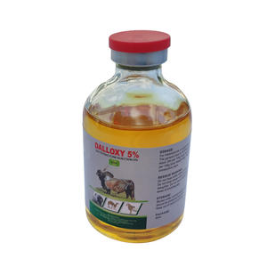 Hot Selling Factory Price Veterinary Anti-Respiratory Oxytetracycline Injection