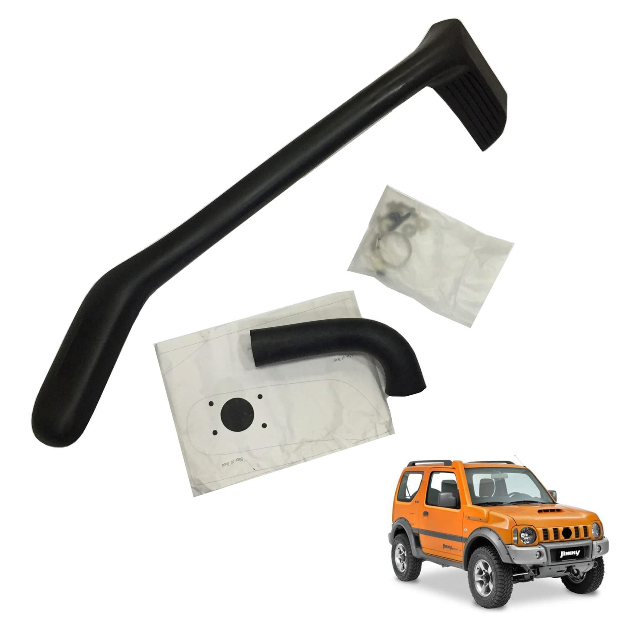 Toyota Land Cruiser V8 Off Road Look Snorkel Kit Expedition Air Ram Intake Set