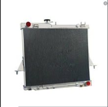 Ppicku  radiator for  Holden Rodeo 2012 Isuzu Dmax (3000CC)