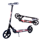 Iron [ Kick Scooters Scooter ] Kick Push Scooters With 200mm PU Wheels Large Wheel Cheap Kick Scooter Low MOQ