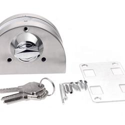 glass door lock for single door 010A