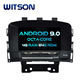 WITSON ANDROID 9.0 CAR DVD GPS NAVIGATION FOR OPEL ASTRA J 4G DDR3 1080P HD
